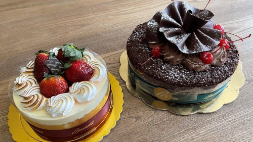 Brunetti cakes